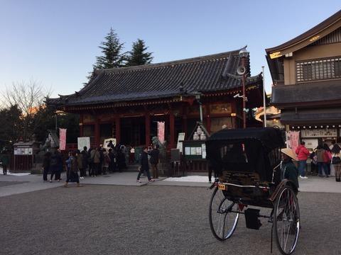 浅草七福神めぐり⑥ 「浅草神社」と「浅草寺」!飛鳥時代のブログに残る三社様の物語