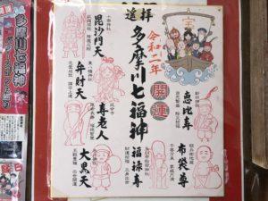 通年開催「多摩川七福神めぐり」 パワースポット巡って健康祈願