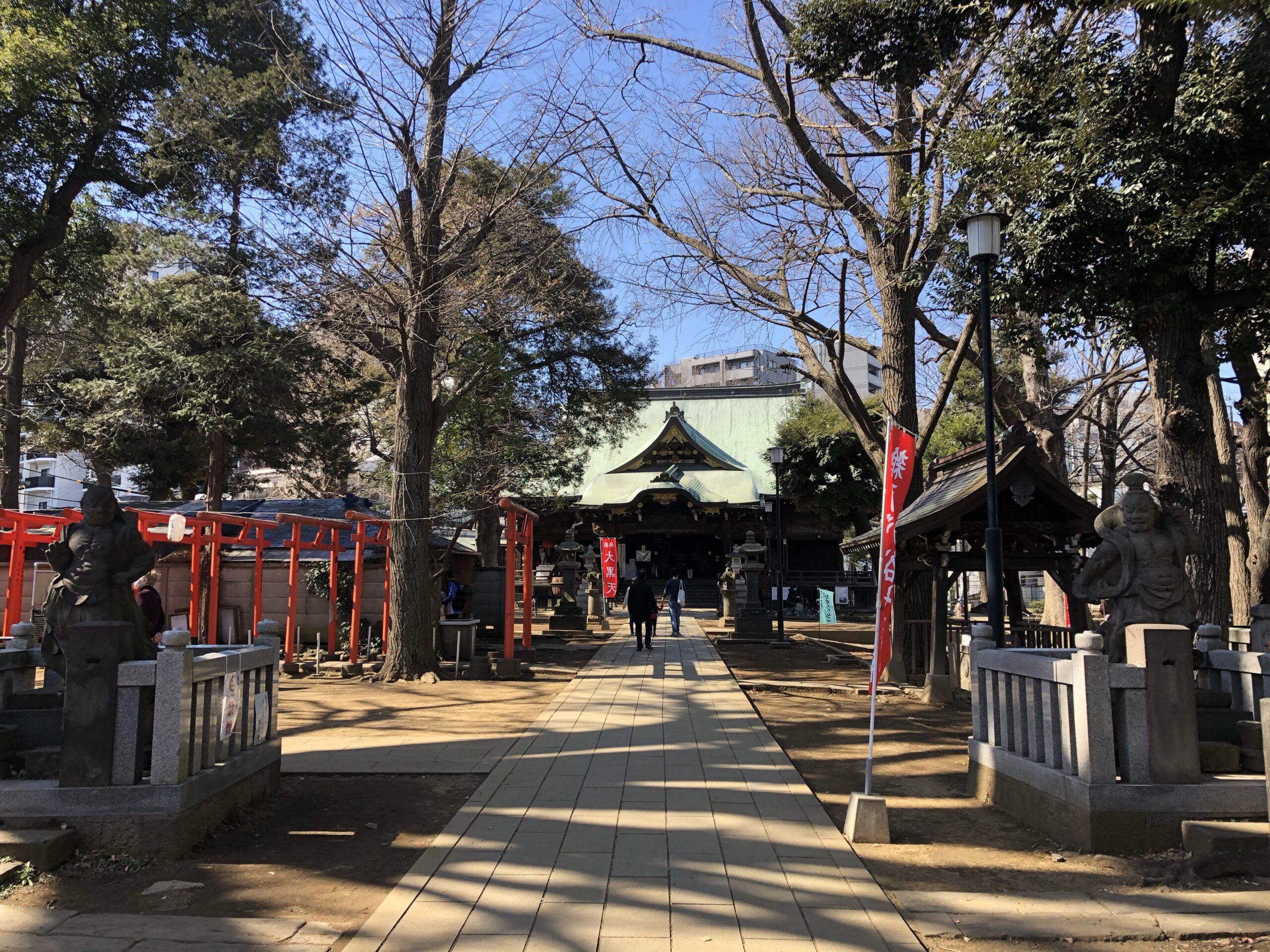 「雑司が谷七福神めぐり」レトロな下町の景色も楽しもう!