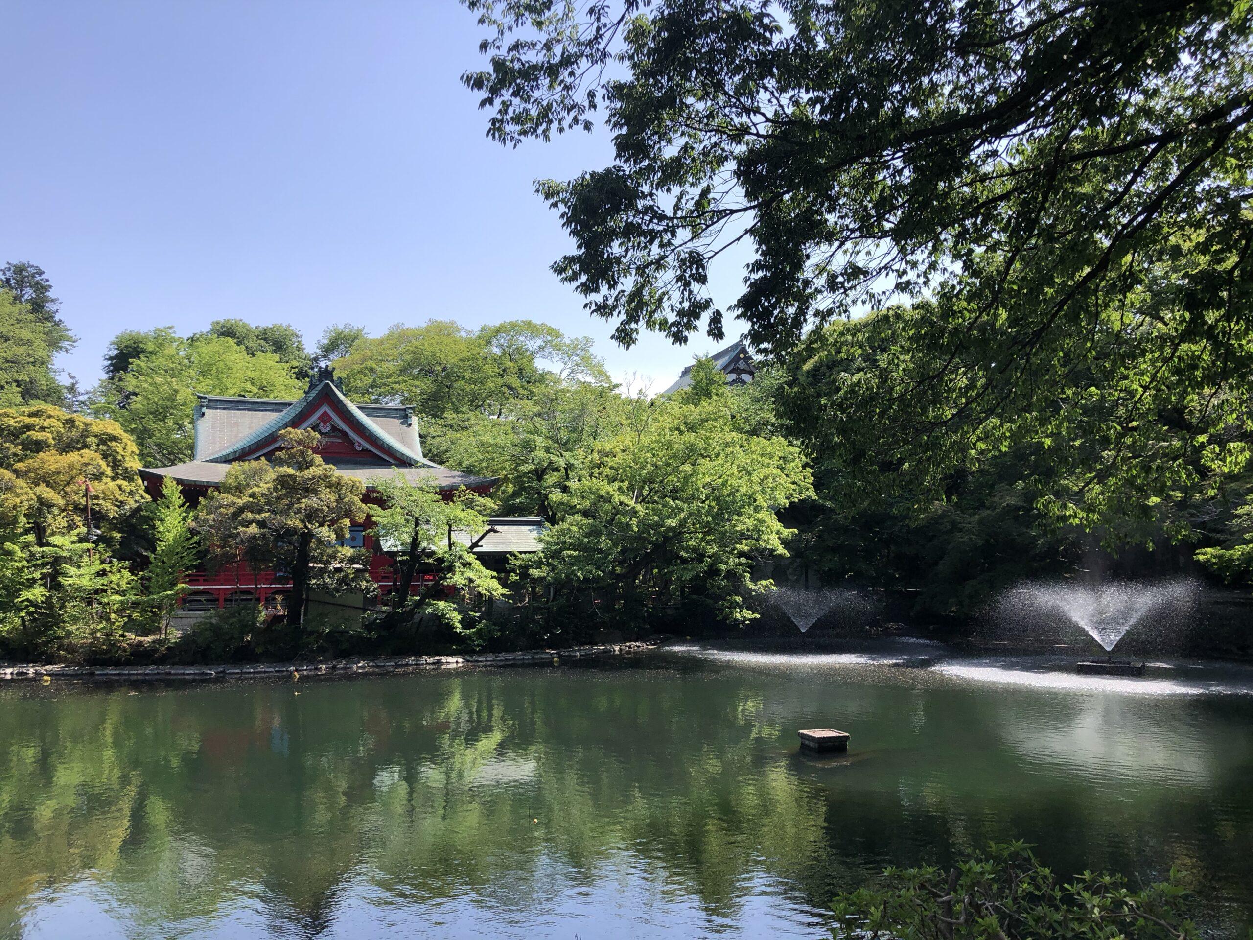 武蔵野・吉祥寺、緑の七福神詣で!「武蔵野吉祥七福神めぐり」